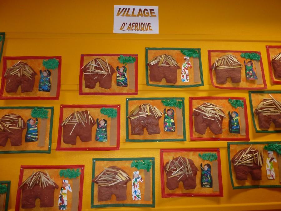 Gut gemocht Ecole Saint Jean - St Jean de Monts [Arts visuels sur l'AFRIQUE] :.. KI23